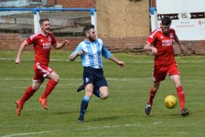 Arthurlie's draw with Glenafton ensured they can't be relegated