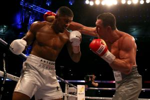 Anthony Joshua stopped Wladimir Klitschko in the 11th round of a sensational bout at Wembley