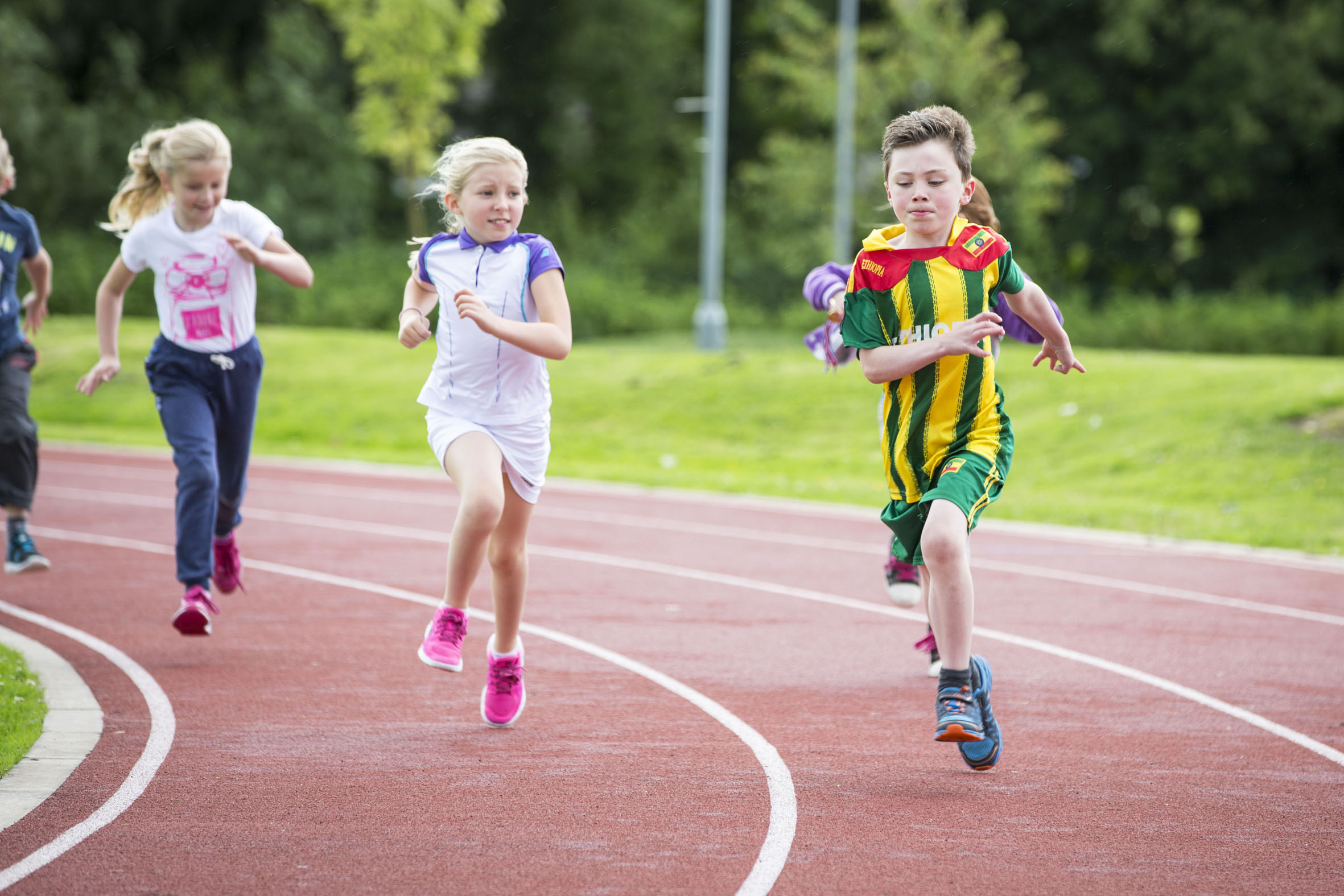 New grant aimed at encouraging East Renfrewshire kids to get sporty