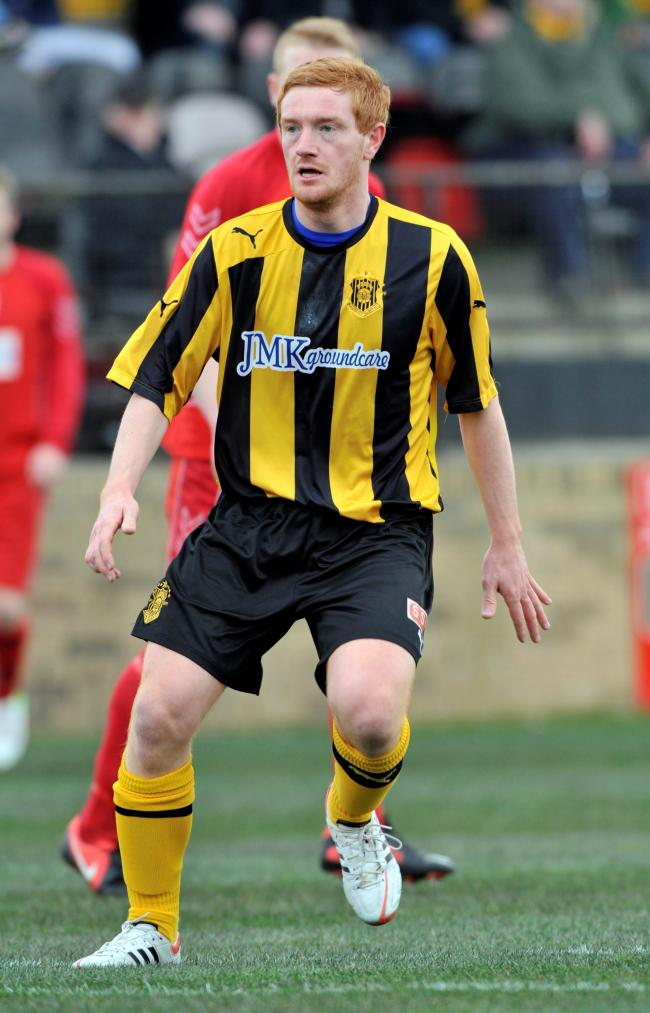 Colin Spence won 17 major honours in his 11 years at Auchinleck Talbot