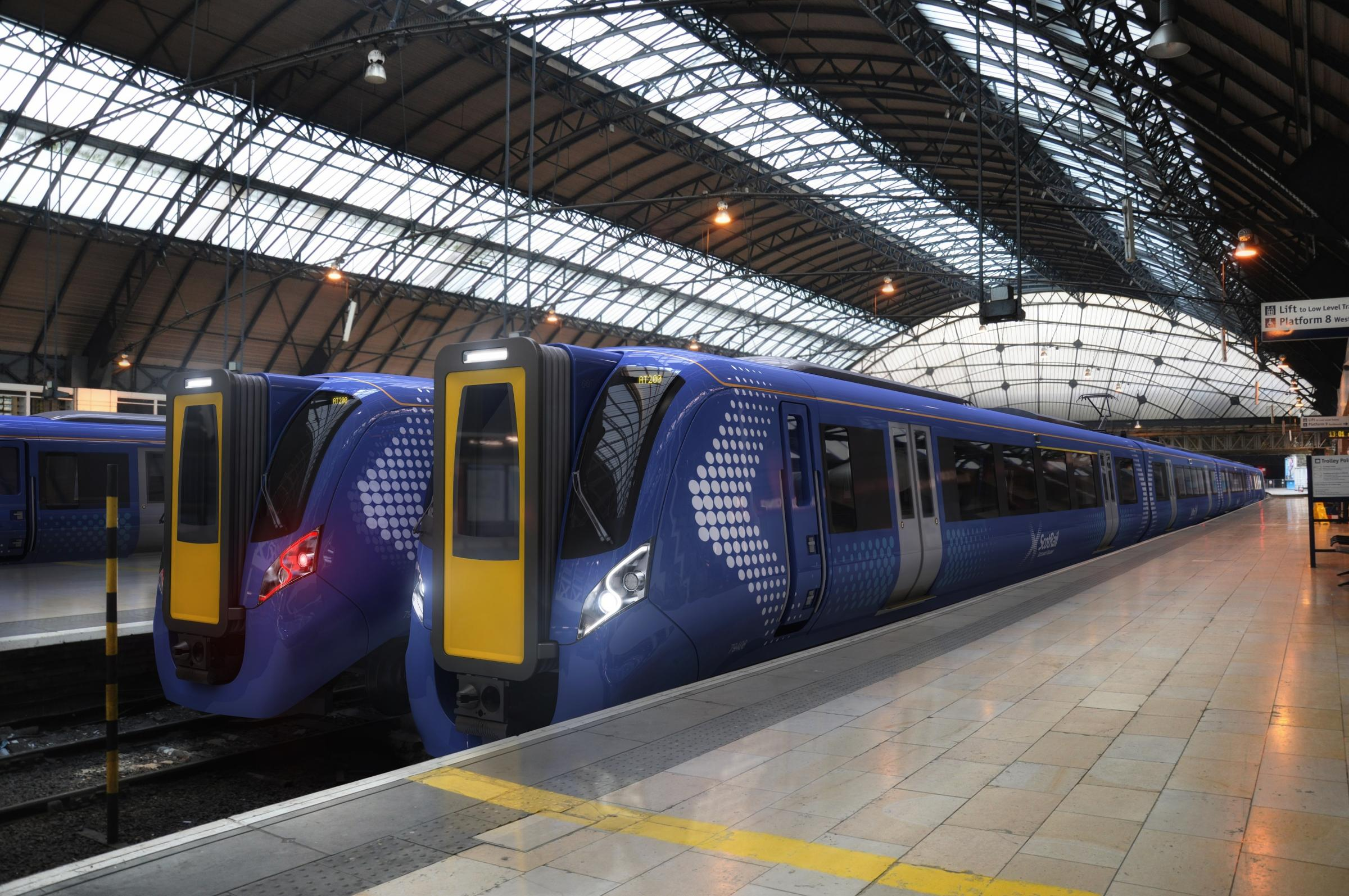 Abellio could be stripped of Scotrail contract, says Transport Secretary