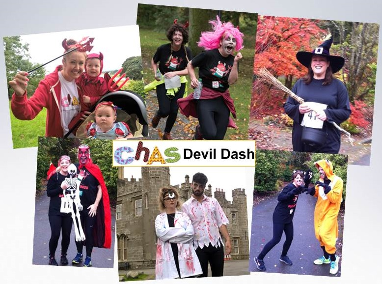 CHAS Devil Dash