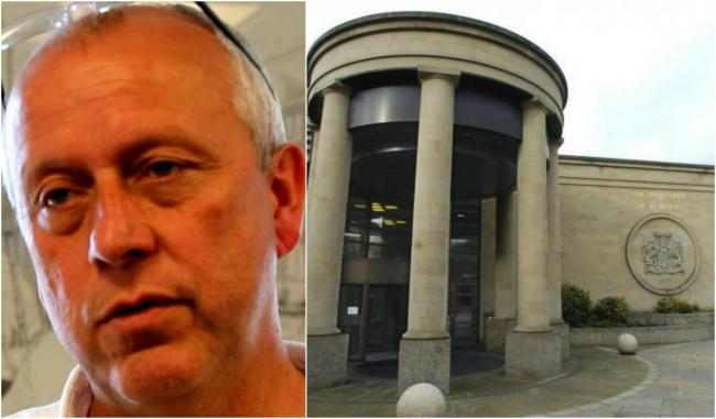 Archie Douglas was cleared of rape at the High Court in Glasgow