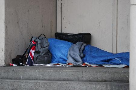 Plea for help with homelessness crisis