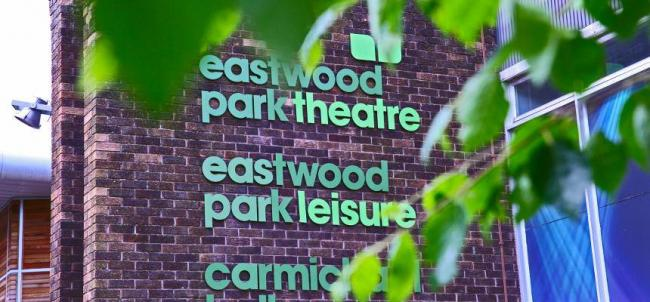 Maintenance issues were identified at Eastwood Park Leisure Centre