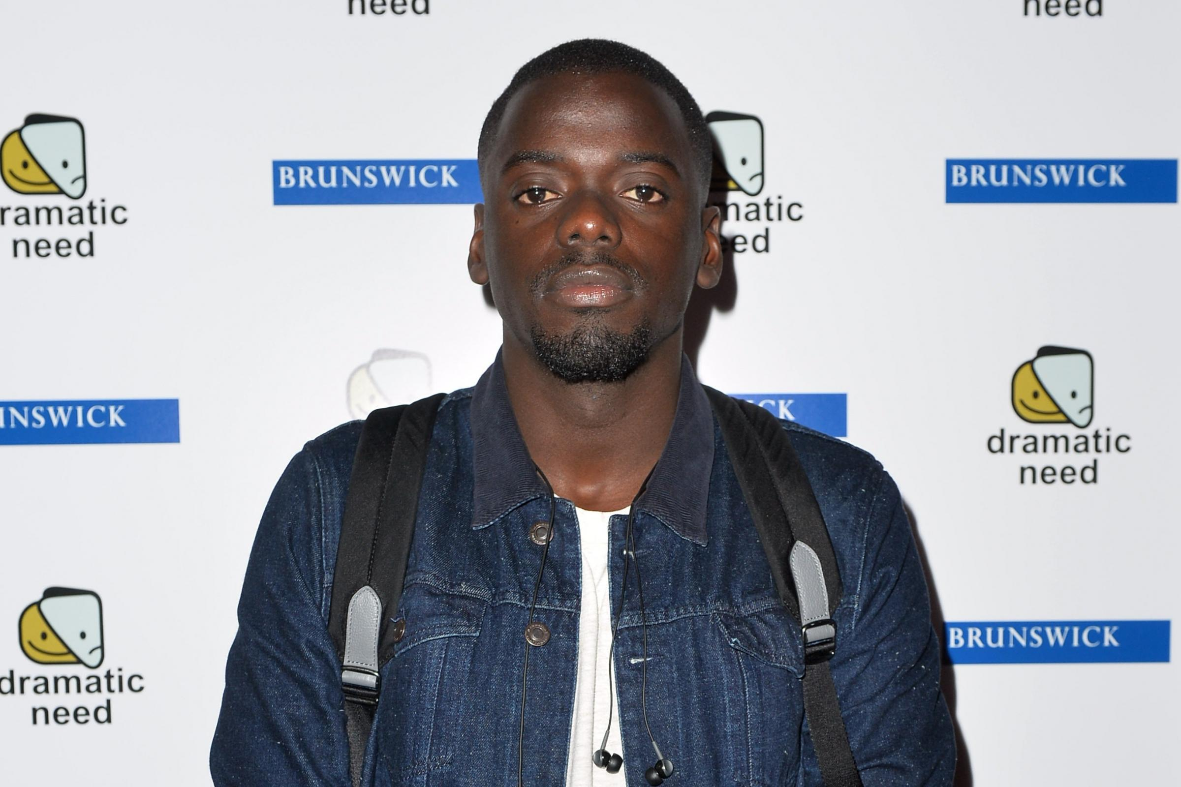 Daniel Kaluuya has won an Evening Standard Film Award (Hannah McKay/PA)