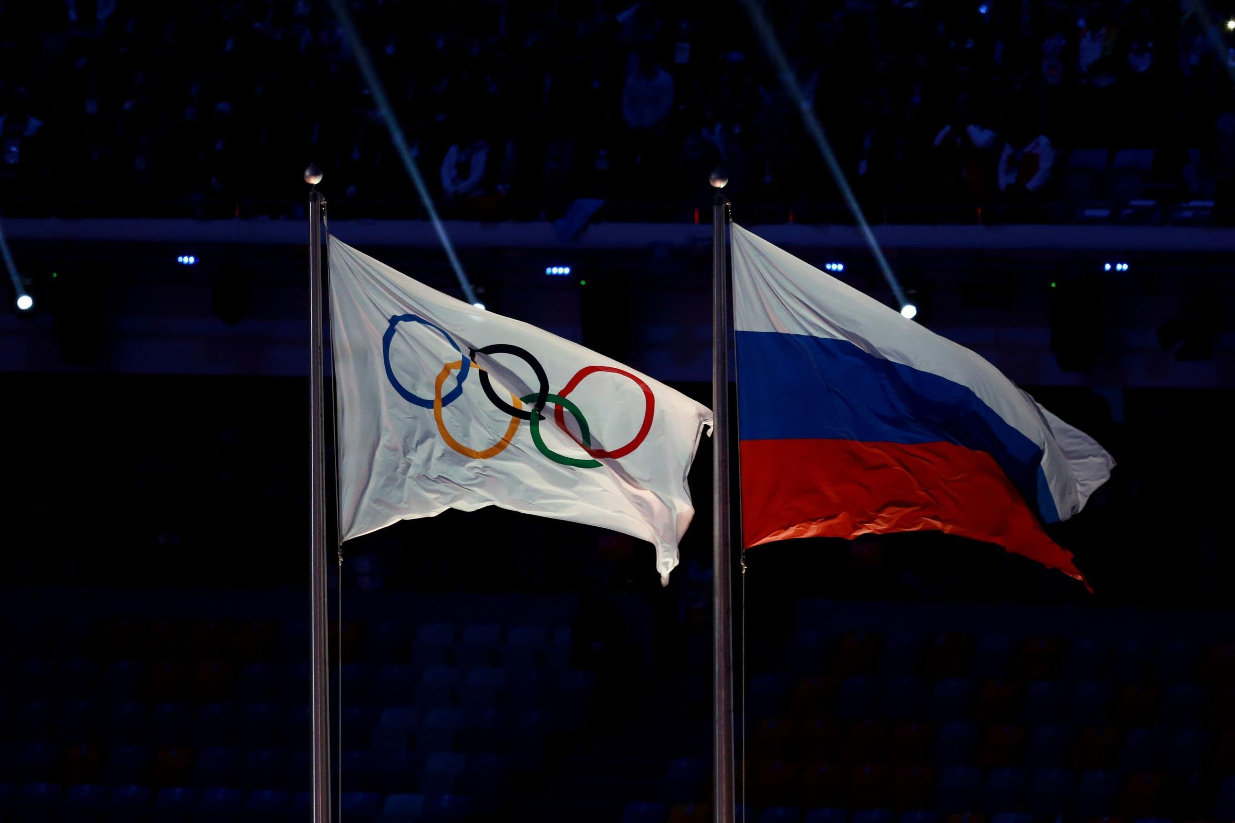 Forty-five Russian athletes and two Russian coaches have had requests to be invited to the Winter Olympics dismissed by the Court of Arbitration for Sport (David Davies/PA Wire)
