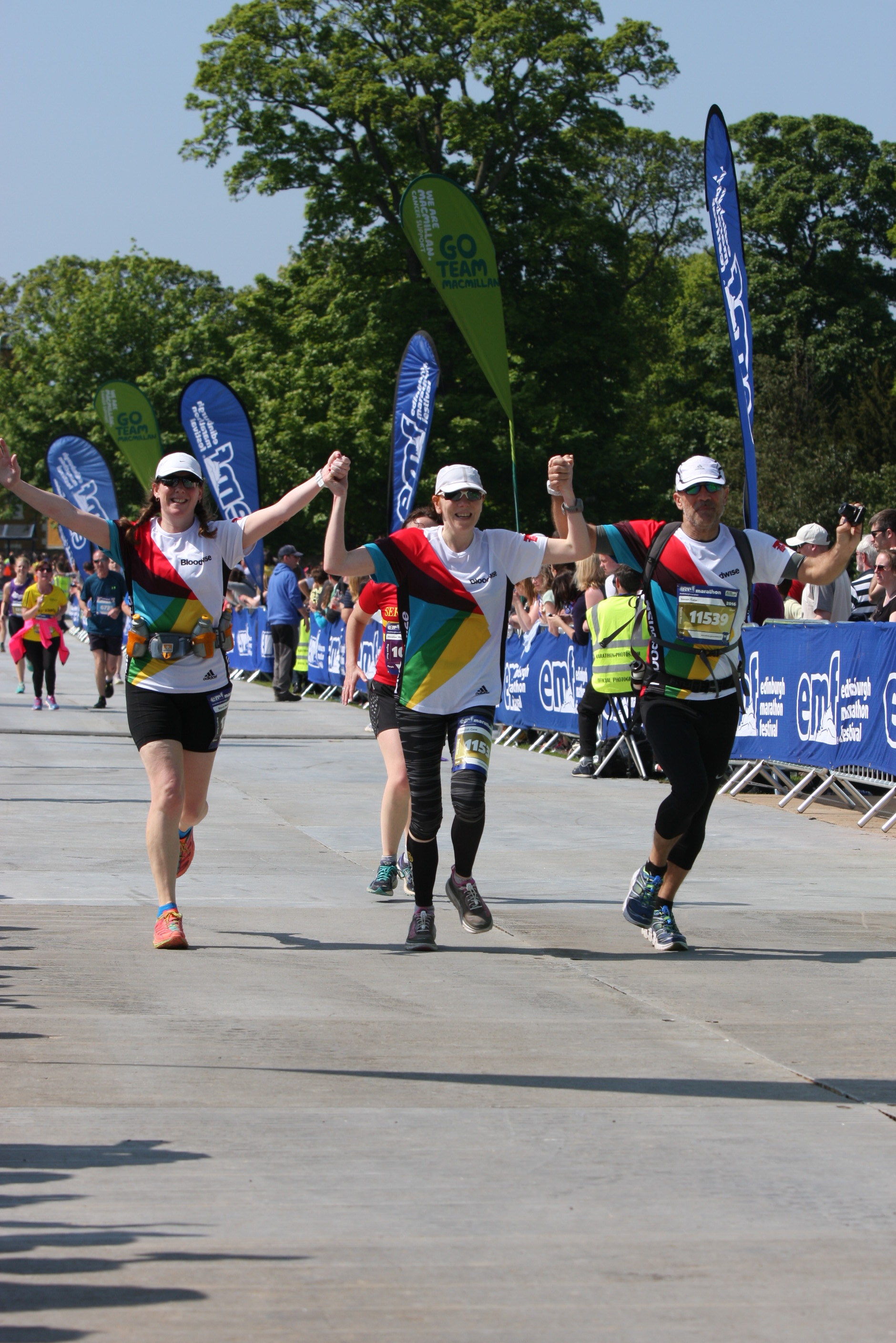 Stirling Marathon for Bloodwise