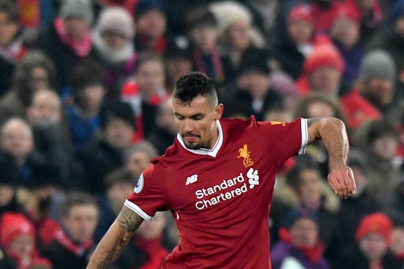 "Liverpool defender Dejan Lovren has opened up about the ""horrific"" time burglars targeted his home (Anthony Devlin/PA)."