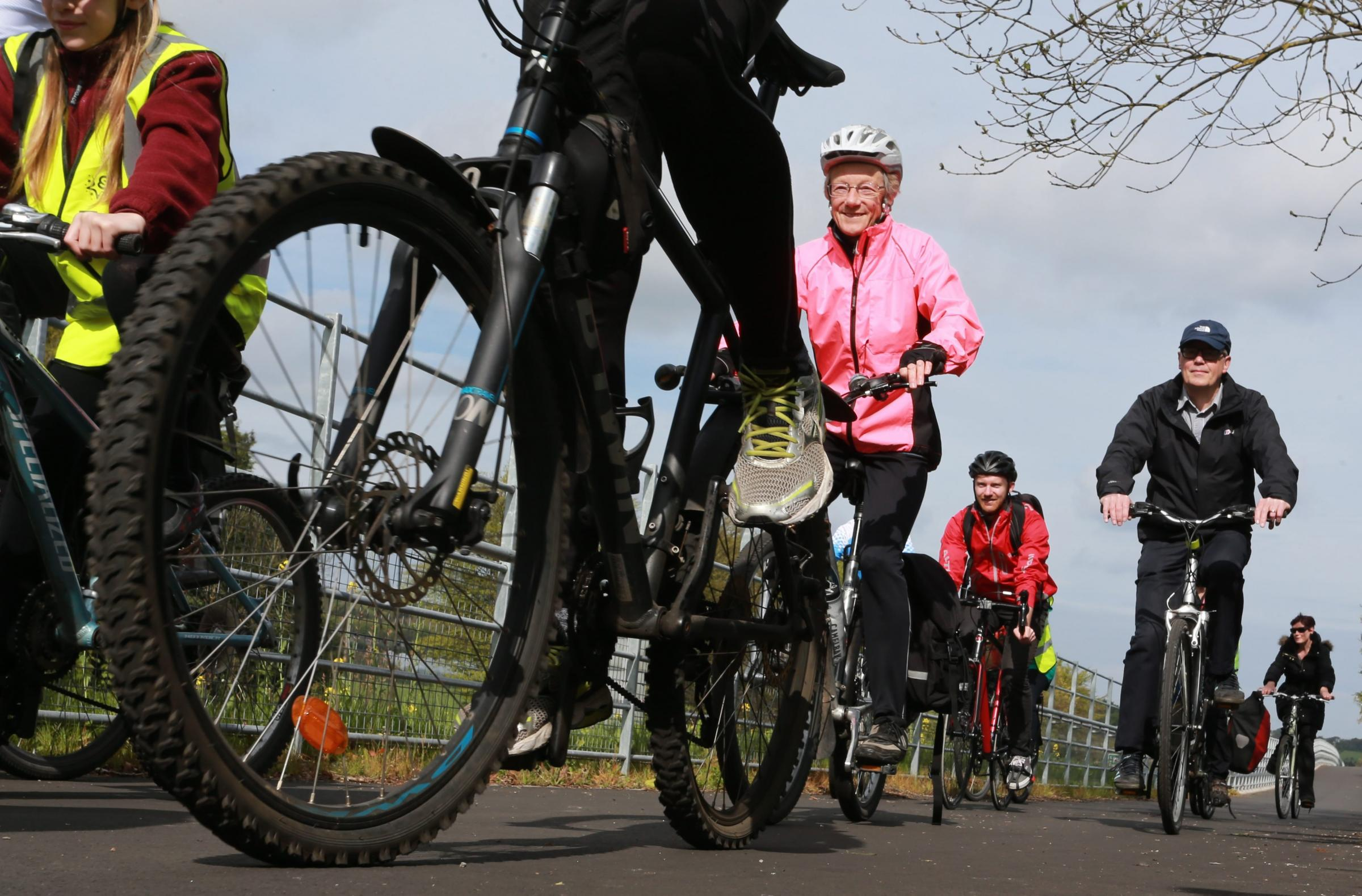 Cycling to get cash boost through SPT