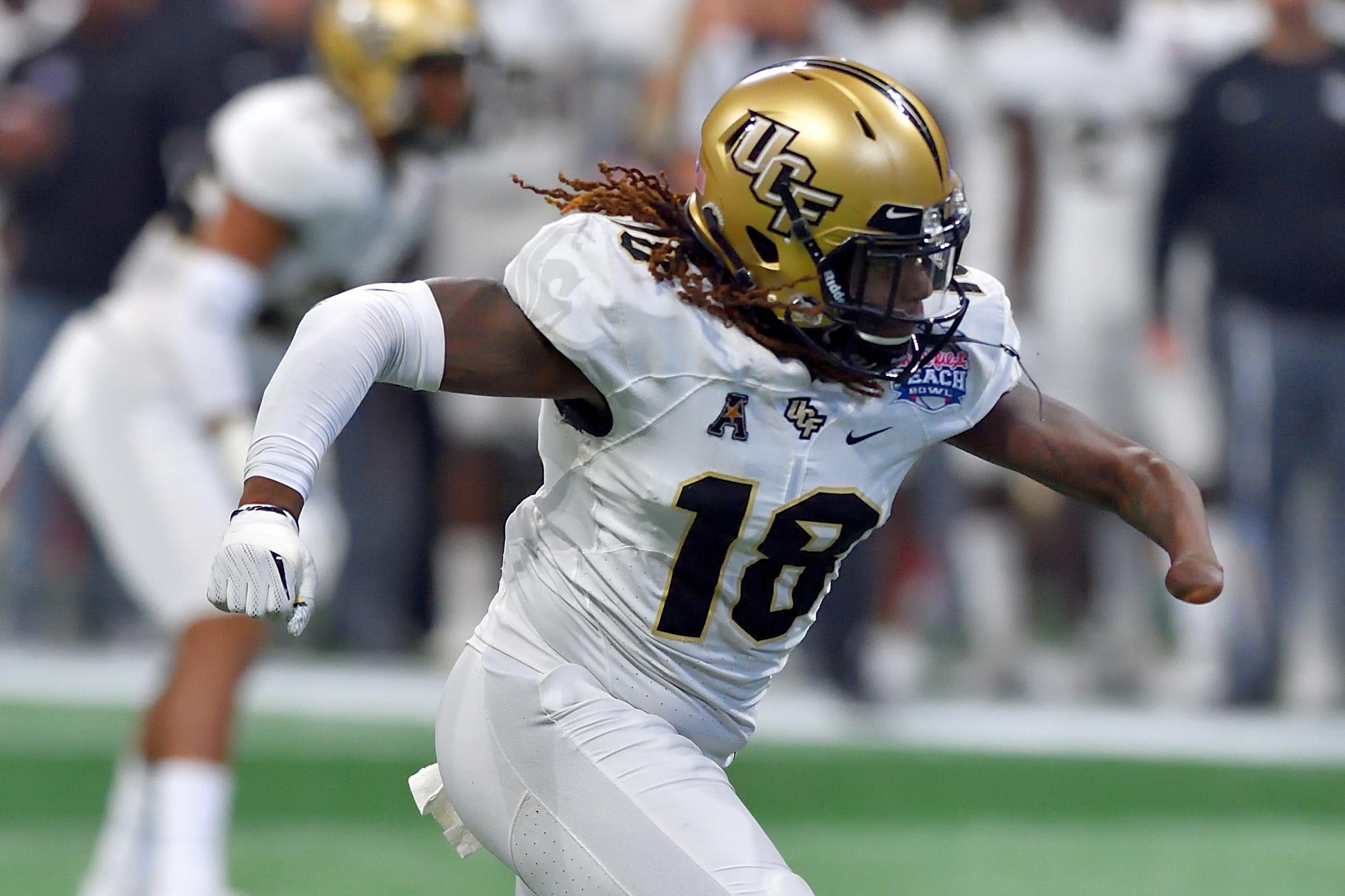 Shaquem Griffin was a star at UCF (UCF Knights)