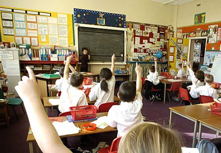 Shared primary school campus 'could help tackle sectarianism'