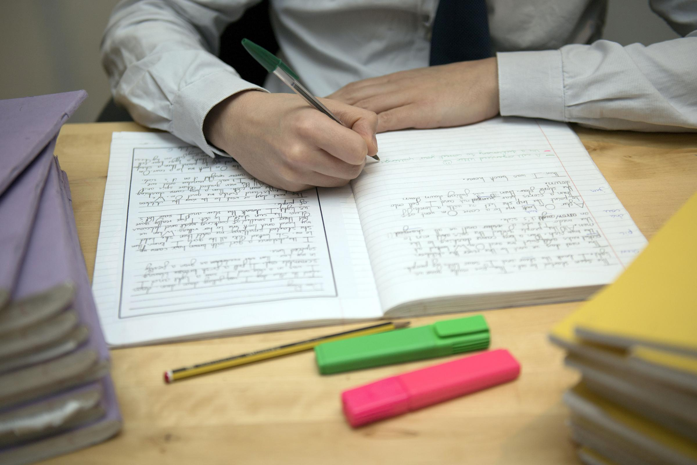Vulnerable pupils face a postcode lottery to get help