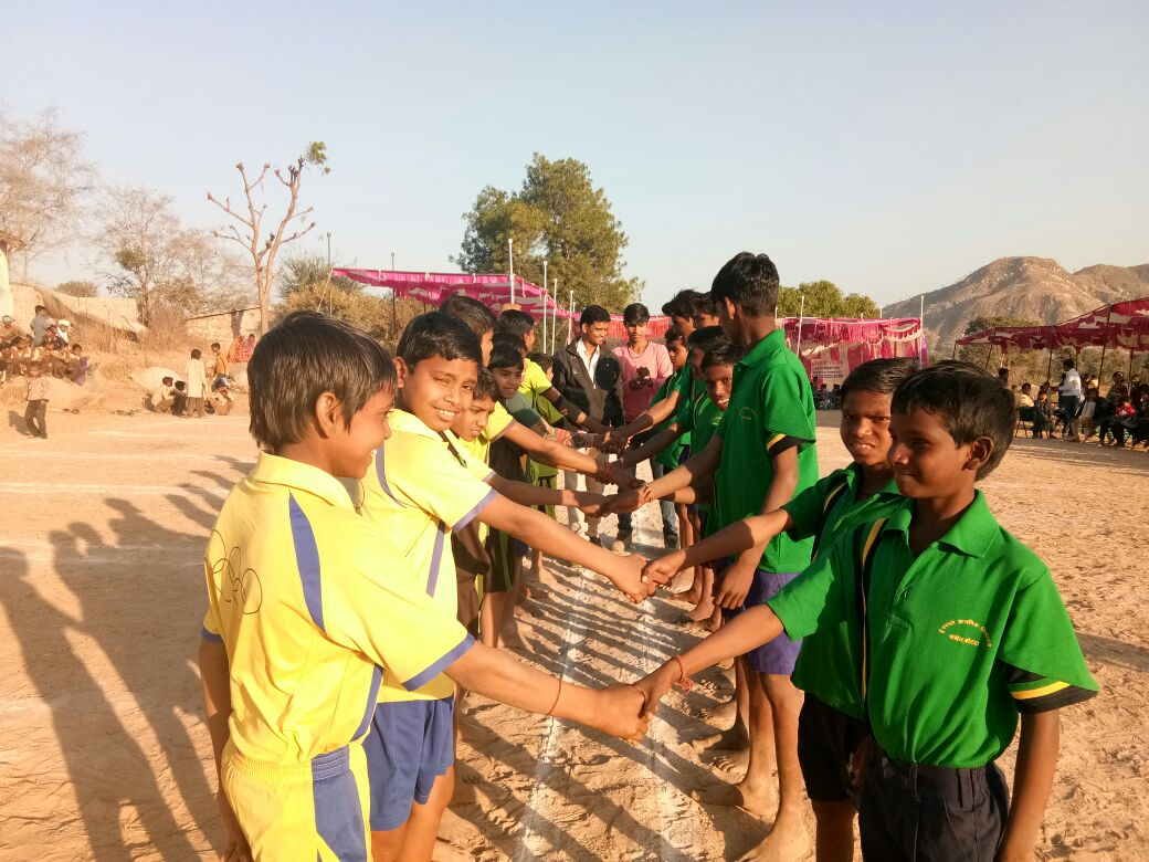 Educate For Life works in rural India