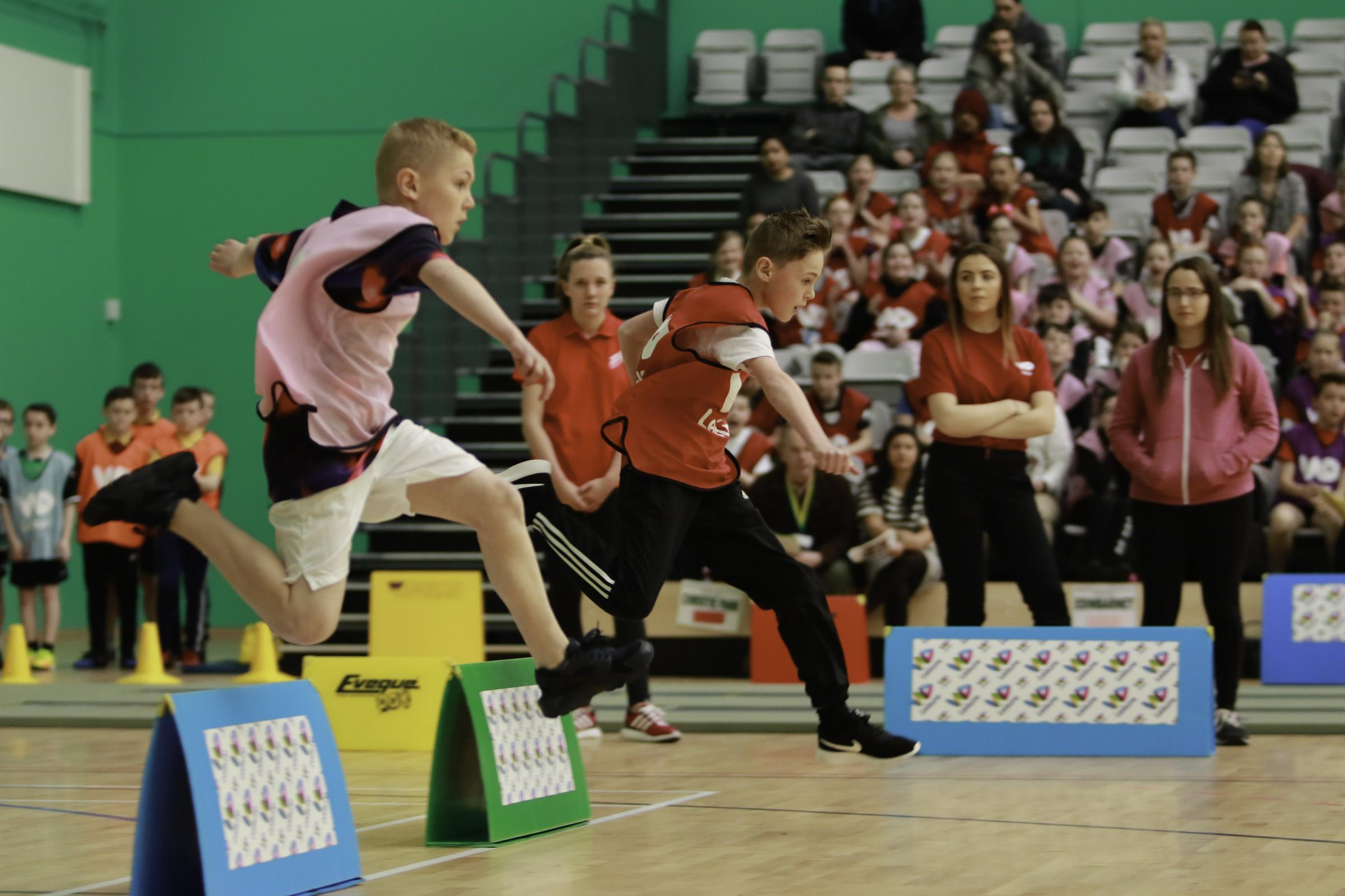 Taking part in sport 'is changing young lives', says new report
