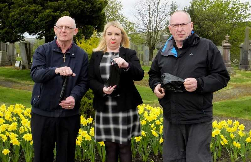 Warning to dog owners after reports of fouling on graves