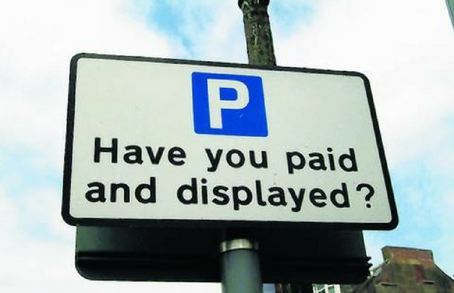 Calls for parking limits to be scrapped on public holidays