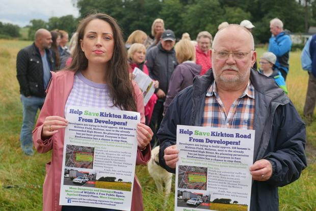 Residents urge community council to oppose greenbelt housing plan
