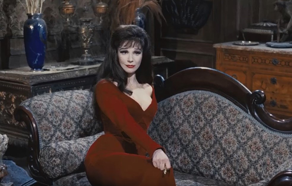 Carry On actress Fenella Fielding dies after suffering a stroke