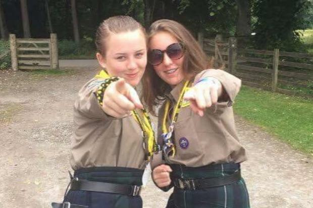 Scouting pair on mission to raise £4,000 each for trip of a lifetime
