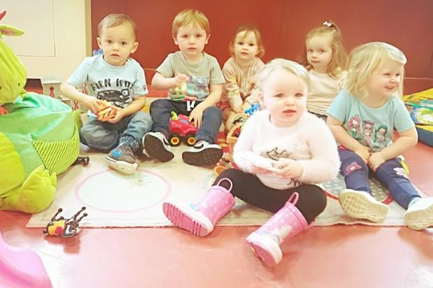 Cash crisis and dwindling numbers leave playgroup in trouble