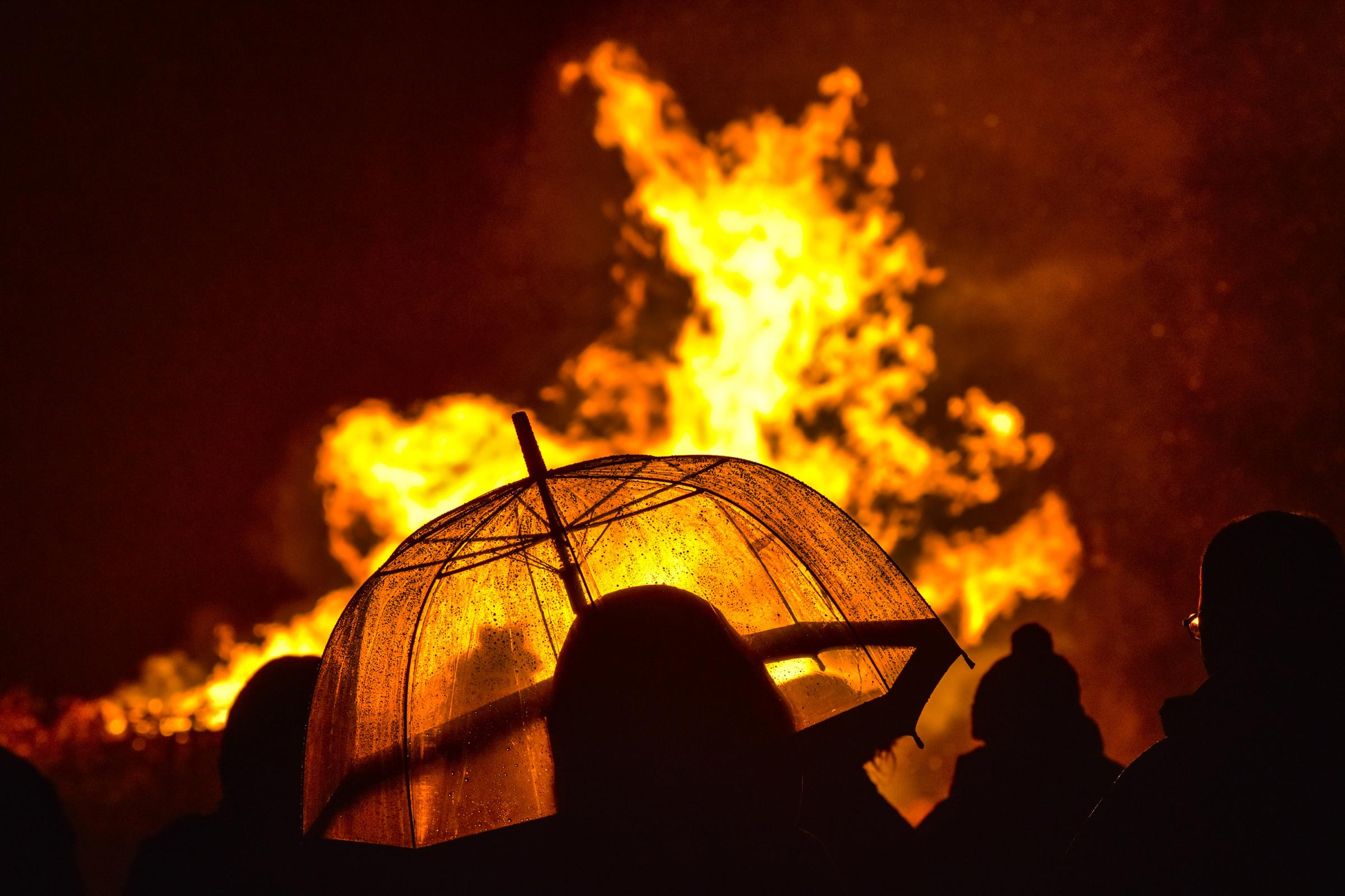 Families urged to attend organised displays on Bonfire Night to avoid injury