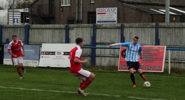 Arthurlie bounced back from their Scottish Cup exit to win their fifth league game on the bounce