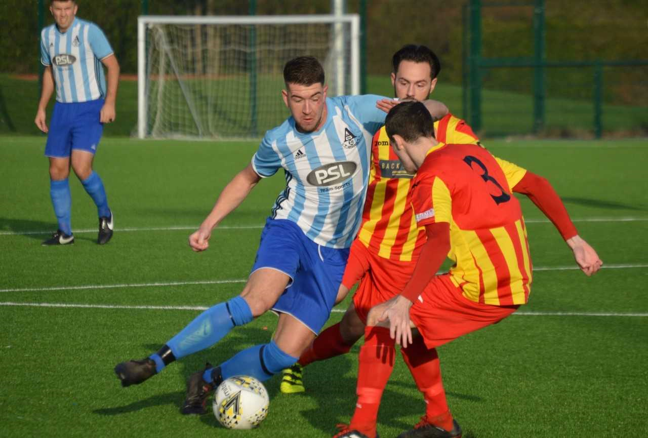 Arthurlie must settle for point after scrappy Rossvale affair