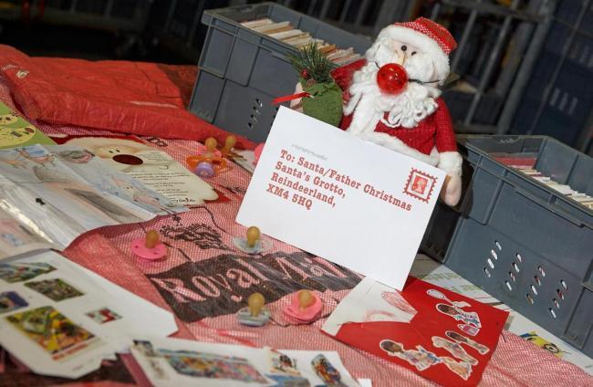 royal mail s december deadline for letters to santa barrhead news