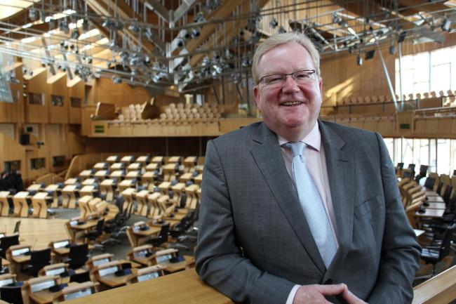Chance to meet MSP Jackson Carlaw