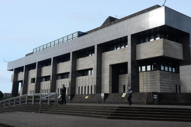 Two years in jail for knife thug who tried to raid store