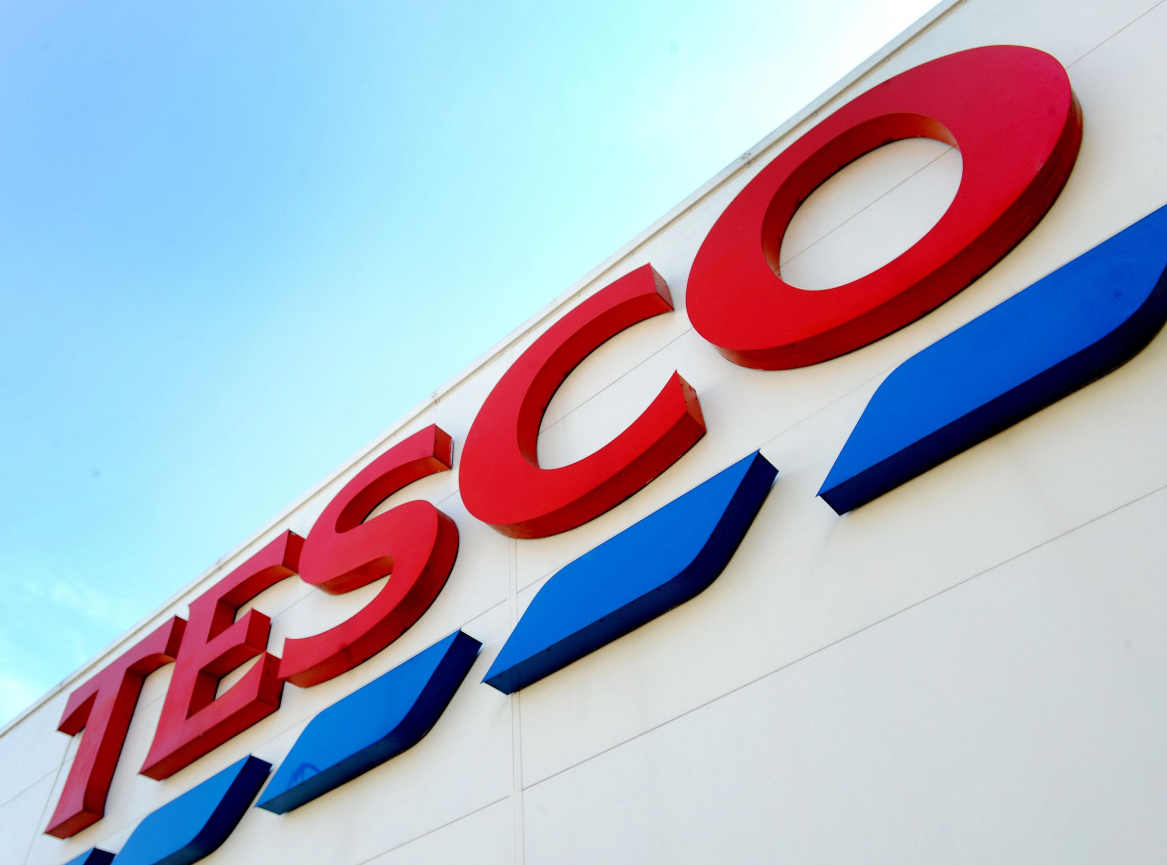 Tesco stockpiling for no-deal Brexit, admits chief