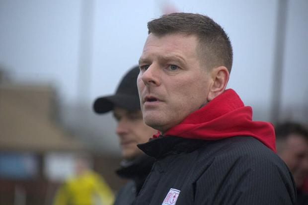 Carson keen to avoid slip up against basement boys Larkhall Thistle