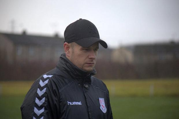 Barrhead News: Cameron insists his side must improve if they are to pick anything up this weekend against Darvel