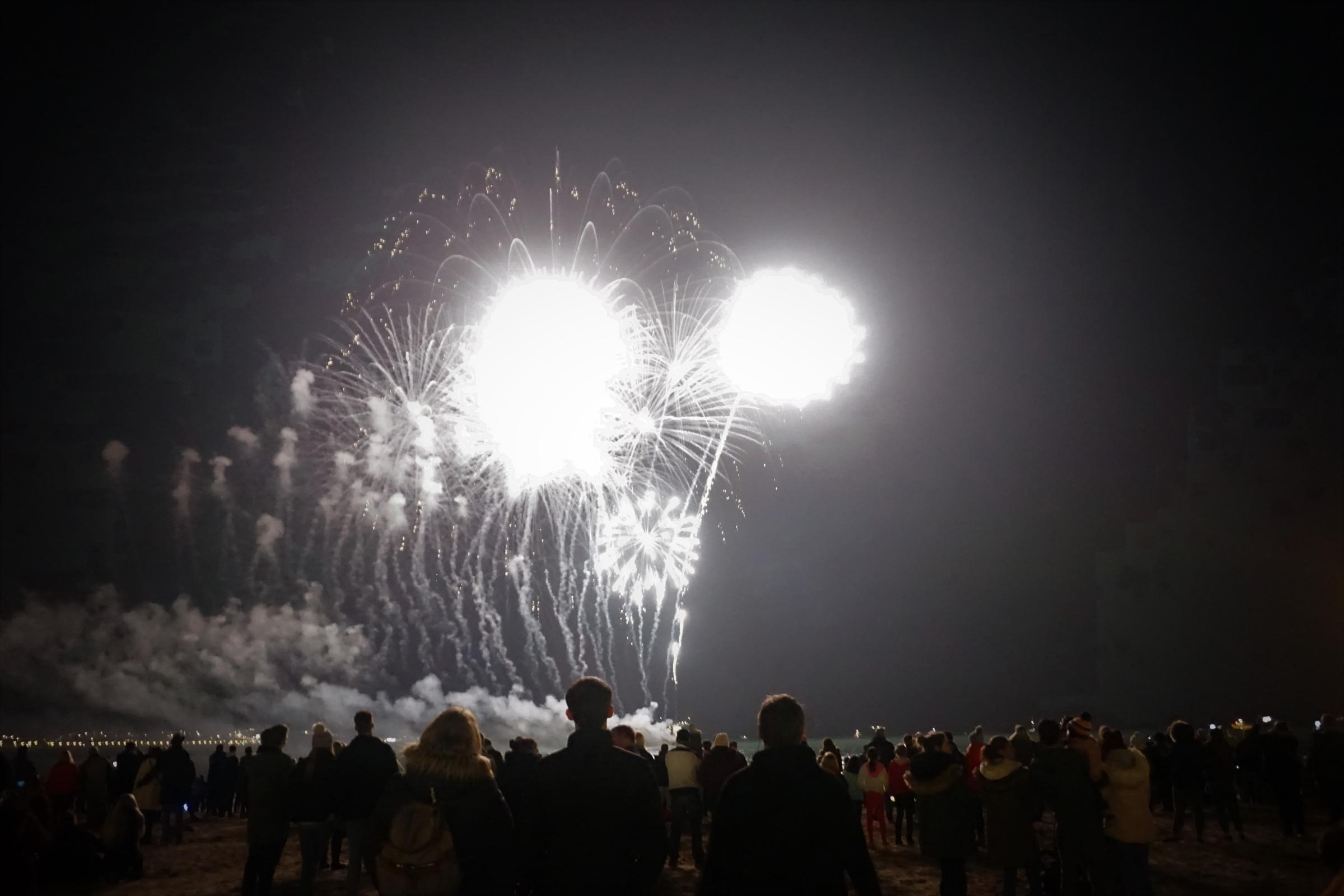 Consultation launched to address concerns on the misuse of fireworks