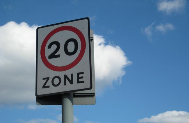 Campaigners call for 20mph speed limit