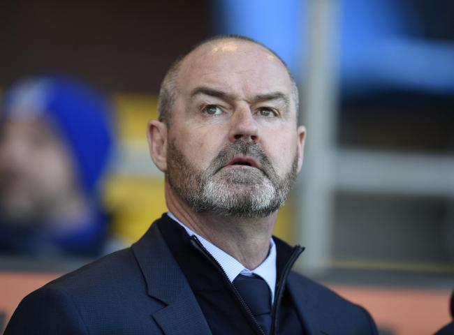 Steve Clarke played over 200 times for St Mirren