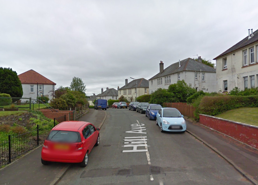 Driver hospitalised after serious attack in residential area