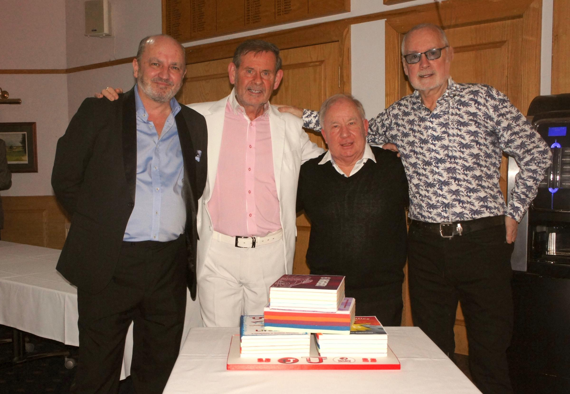 Sum-thing special as firm celebrates 25th birthday
