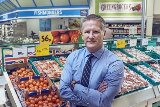 Barrhead News: Morrisons chief executive David Potts said the group's turnaround was 'well on track' (Mikael Buck/Morrisons/PA)