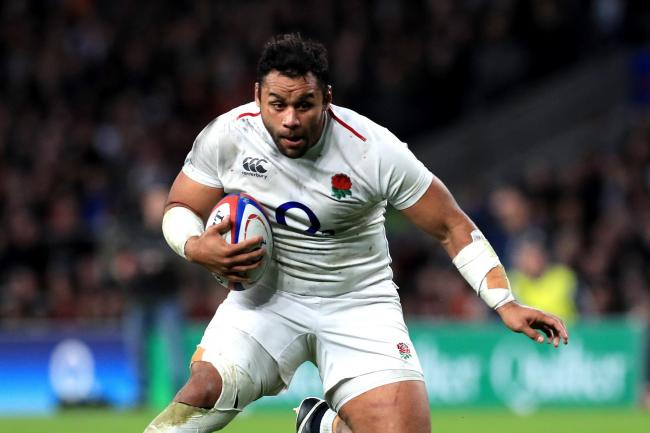 Billy Vunipola lines up against Tonga for the first time in his 45-cap England career