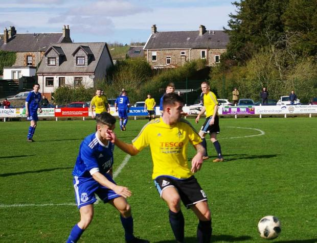 Barrhead News: Not good enough from Arthurlie as they fall to third straight defeat