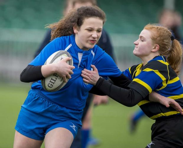 Barrhead News: A dramatic late try from the Eastwood girl clinch 2019 final spot