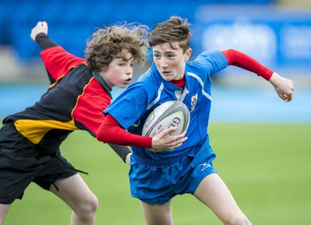 Barrhead News: East progress after a thrilling day of rugby that served up 198 tries