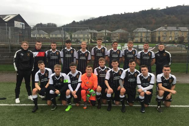 Barrhead YFC set for Golden Goals cup final after 2-1 Pollok win