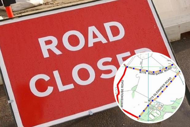 Motorists urged to plan ahead as road shuts for four days