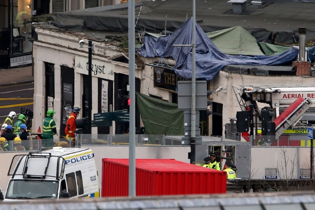 Ten people died in the Clutha disaster