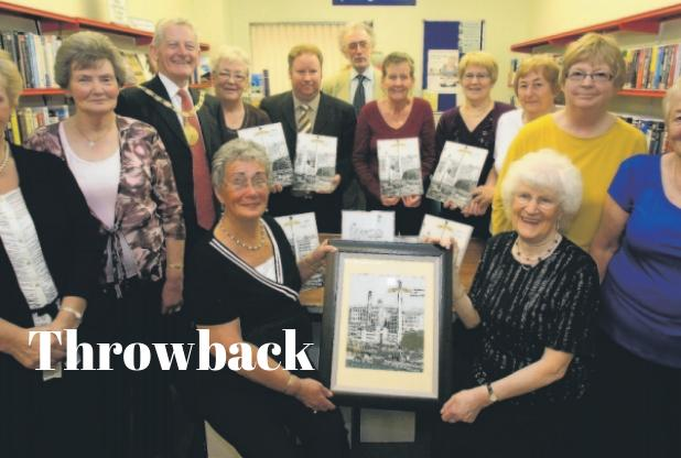 New book on village's history was woven together by former mill staff