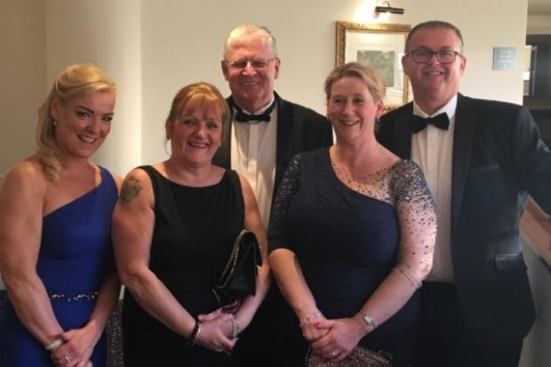 Royal Alexandra catering team scoops award for best meals