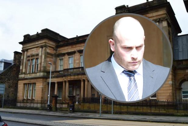 Trial hears of cop's blunder after police car had collided with taxi